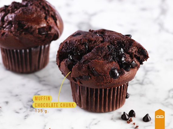 Muffin Chocolate Chunk